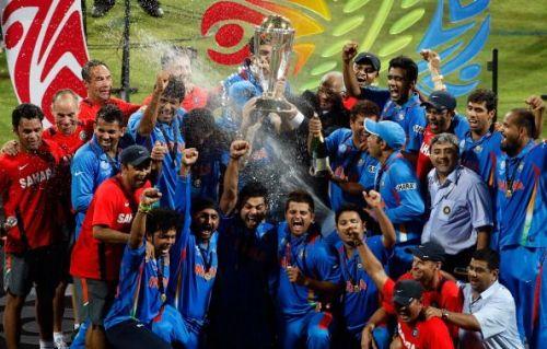 Can Virat Kohli lift the World Cup trophy as a captain?
