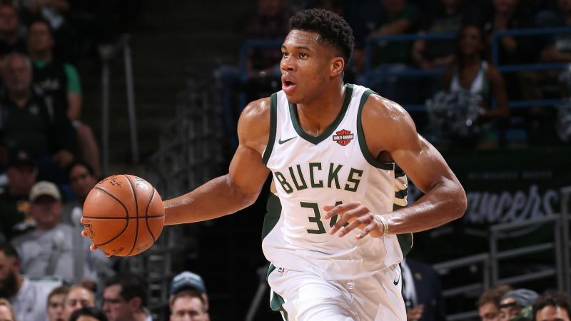 Giannis scored career-high 44 points to defeat the Blazers