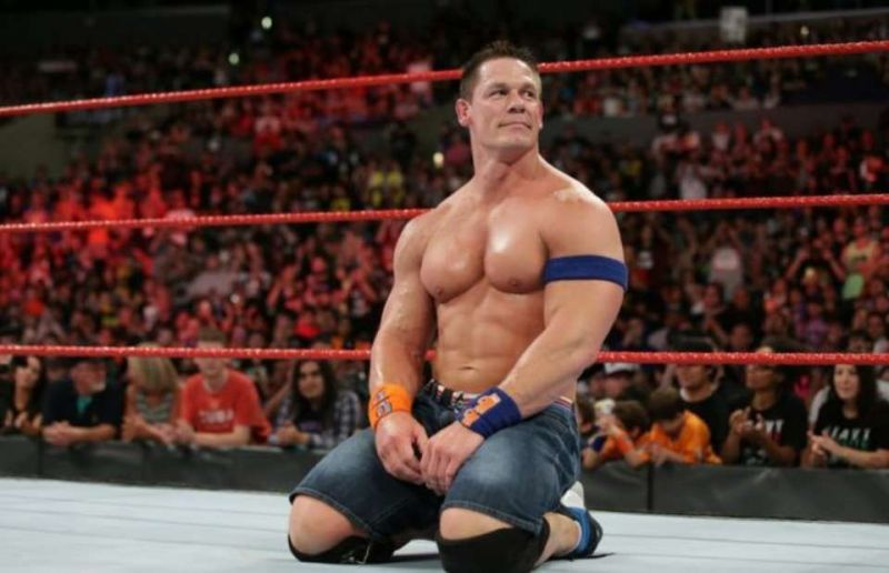 Cena never won the Intercontinental Championship