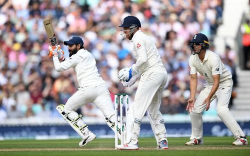 England v India: Specsavers 5th Test - Day Three