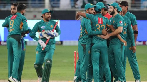 This was 11th consecutive T20I series win for Pakistan.