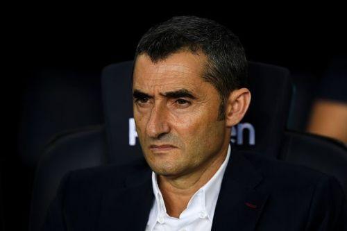 Ernesto Valverde has not been including Denis Suarez in his plans.