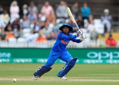 Mithali Raj - India's most experienced batswoman