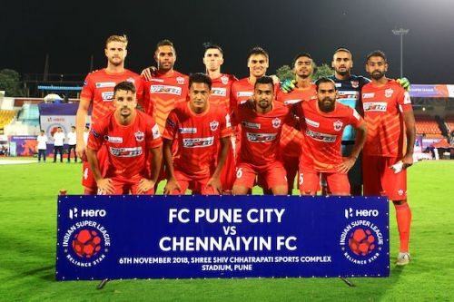 Will FC Pune City finally be able to record a win in this season of ISL? [Image: ISL]