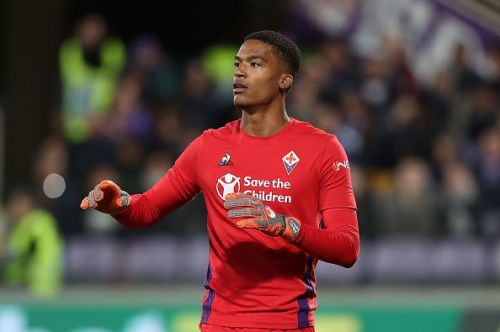 Lafont is a goalie whose star is on the rise