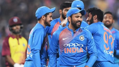 Skipper Rohit Sharma's prolific form has been a booster pack for the team.