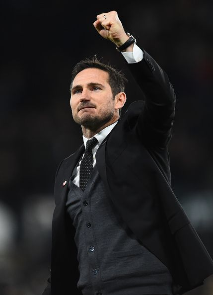 Derby County-Frank Lampard