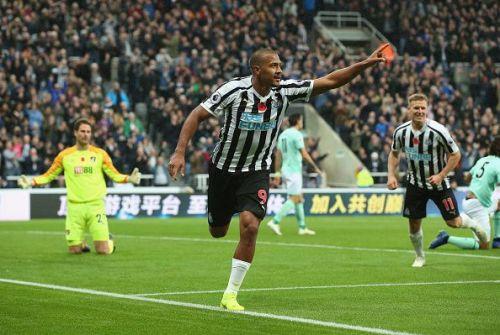 Rondon scored a brace in Newcastle's win