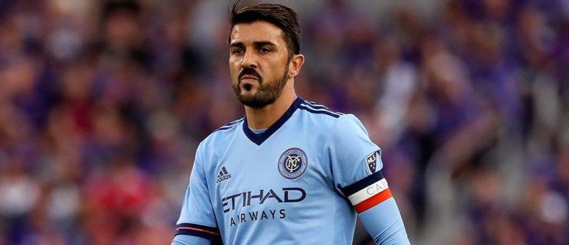David Villa is a key part of New York City FC