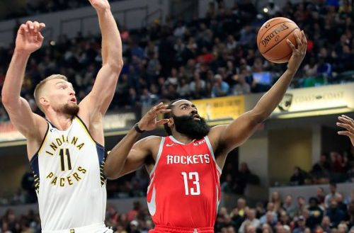 The Rockets are off to a sluggish start