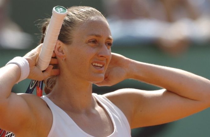Mary Pierce - 1995 French Open Champion