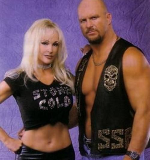 Image result for steve austin and debra