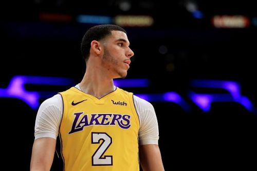 Lonzo Ball has been one of a number of Laker players that have struggled in the early part of the season