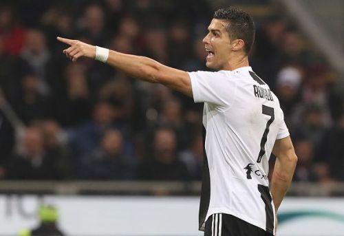 Juventus superstar - Cristiano Ronaldo