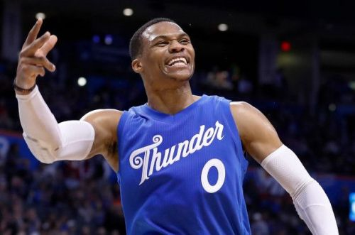 The Thunder sported these jerseys in 2016