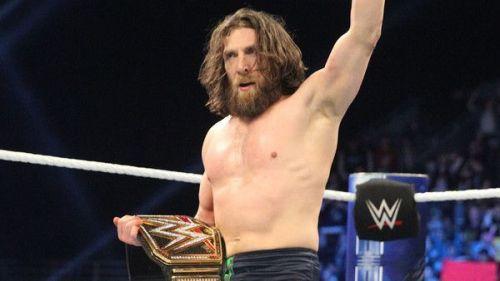 Daniel Bryan won the WWE Championship belt this week on SmackDown