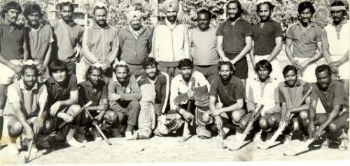 India's victorious squad from the 1975 World Cup