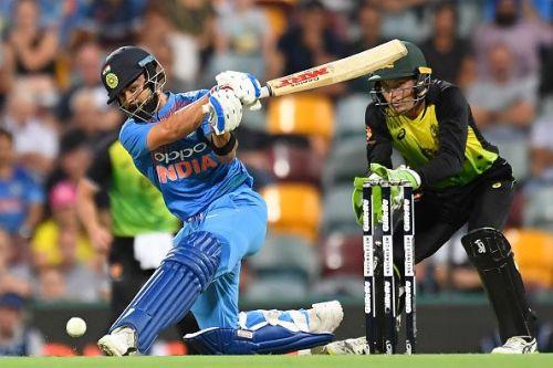 Australia v India - T20 match
