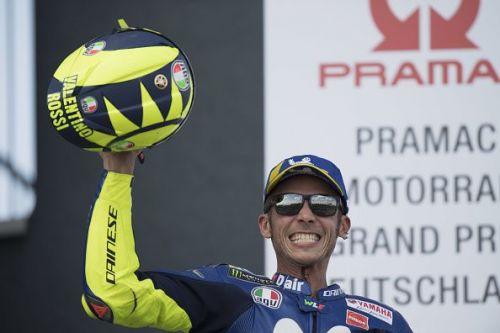 Valentino Rossi won seven MotoGP World Championships