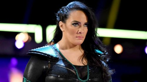 Nia Jax: Has courted controversy in the past week