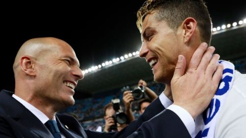 Zidane (L) and Ronaldo (R) played huge roles in recent years for Real