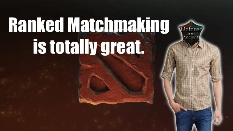low matchmaking dota 2