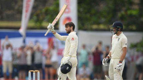 England star Ben Foakes
