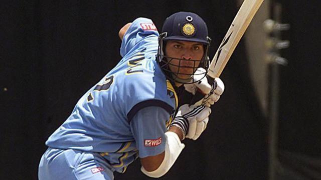 Yuvraj made his ODI Debut against kenya