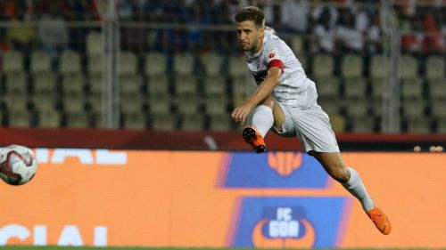Emiliano Alfaro's move to ATK from FC Pune City was made official on Sunday