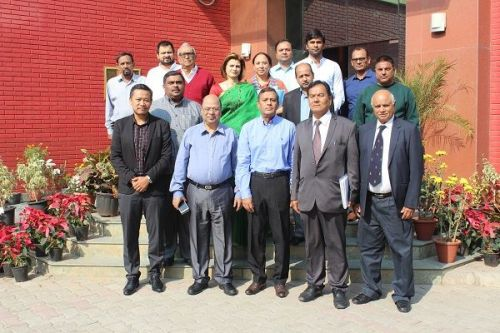 AIFF's Executive Committee