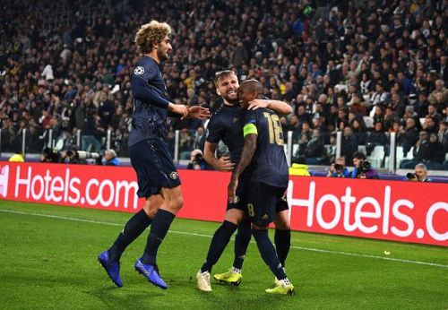 United come into this game on the back of a fantastic comeback win over Juventus in the Champions League