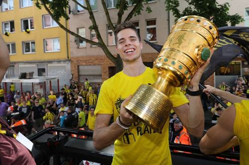 Weigl is one of Borussia Dortmund's key players