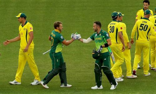 Australia v South Africa - 1st ODI