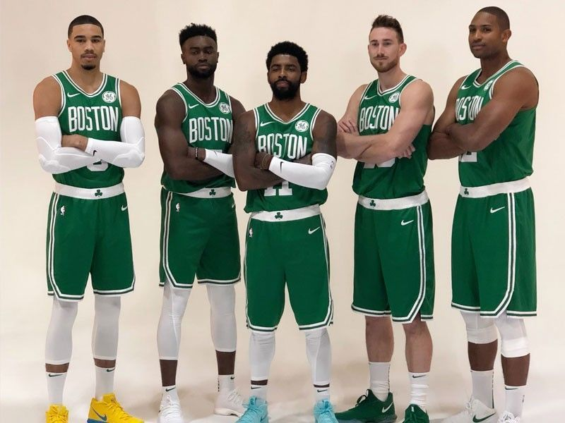 finest selection f191a 9a926 NBA 2018-19: The Boston Celtics are not playing to their ...