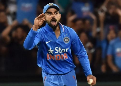 Image result for virat kohli aggression