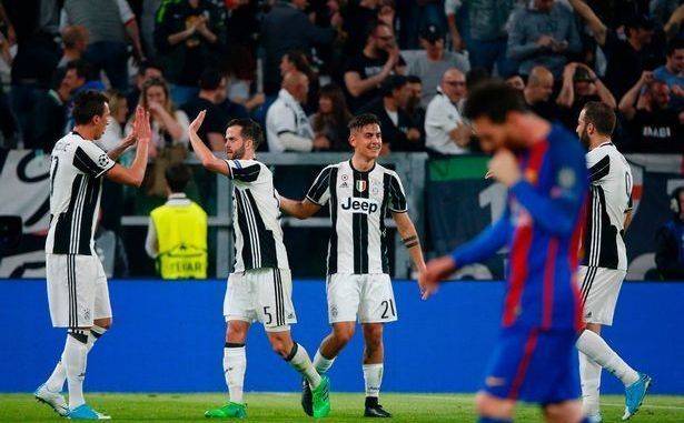 Juventus 3-0 Barcelona: UCL Quarter Finals, 2017
