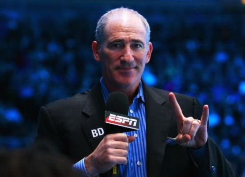 Legendary tennis coach Brad Gilbert was described by Agassi as the greatest ever coach