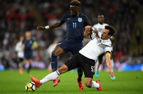 Southgate has previously used friendlies to introduce uncapped talent like Tammy Abraham in a risk-free environment - now largely impossible due to the UEFA Nations League