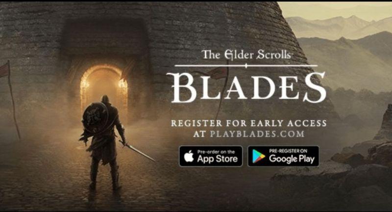 Elder Scroll's Blades