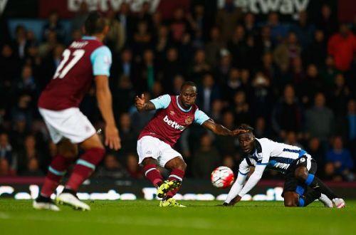 Moses was once a star at West Ham United
