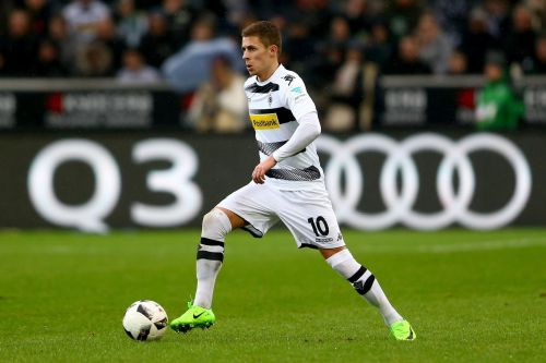 The attacker has been quite unstoppable in the German top flight so far this season