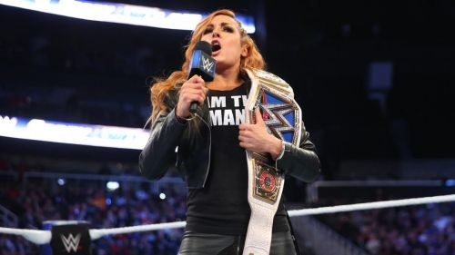 Becky Lynch has been on a roll since turning heel