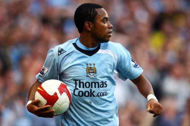 Robinho was the marquee signing of the newly-rich Manchester City