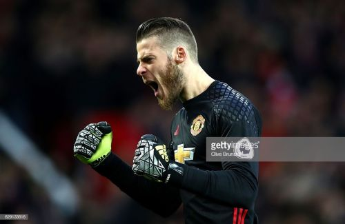 United has been ever so dependent on DeGea for the last seven years. (Picture Source: Getty)