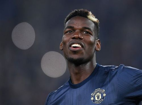 Paul Pogba is reported to be unhappy at Manchester United.