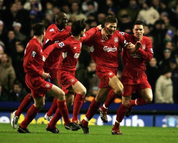 Everton v Liverpool {2005-06 Premier League}