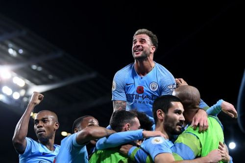Manchester City bagged a comfortable derby win over Manchester United