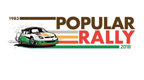 Popular Rally Official Logo
