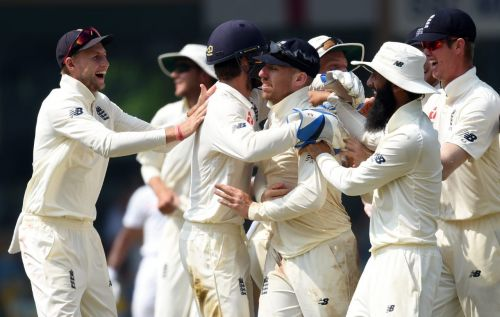 England has white washed Srilankan team by 3-0