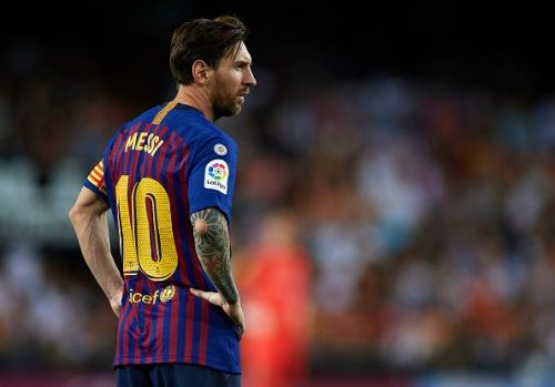 Messi's absence will be crucial for Inter Milan.